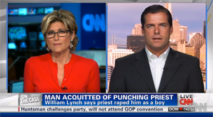 Press Coverage with William Lynnch